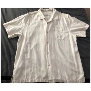 Tommy Bahama Men's button down top